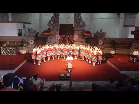 Paduan Suara SMA Negeri 4 Denpasar- Bangun Pemudi Pemuda, Enggung