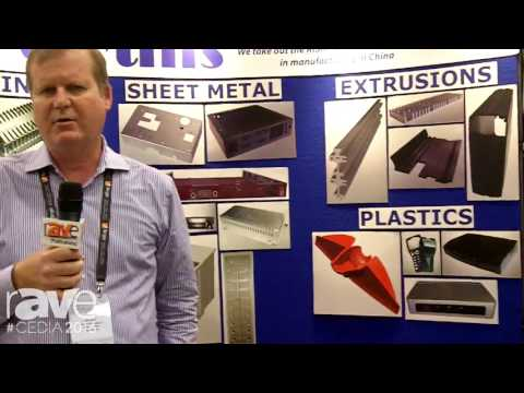 CEDIA 2016: Ionthis Displays Custom Electronic Equipment