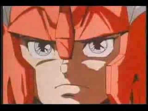 Ronin Warriors Opening 1 Video