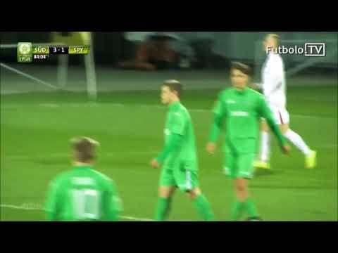 GOALS | New Dundalk FC signing Karolis Chvedukas