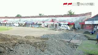 Bali united lolos verifikasi  afc road to asia.renovasi stadion iwayan dipta dipercepat.