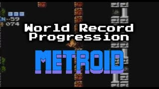 World Record Progression: Metroid