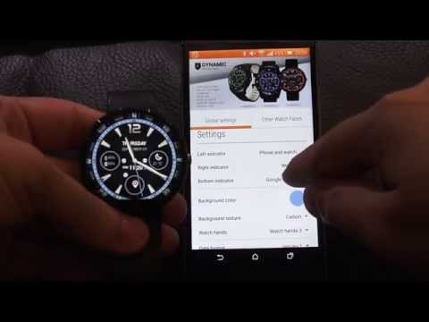 Dynamic Watch Face APK Cover