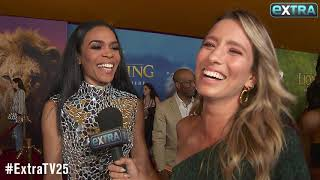 Michelle Williams Steps Out to Support Beyoncé at 'The Lion King' Premiere