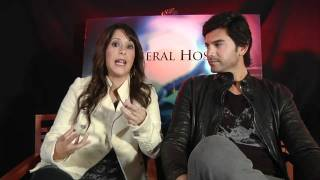 Kimberly McCullough & Michael Sutton Interview 2010