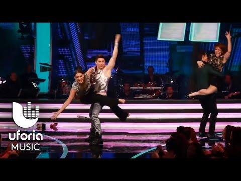 Galilea Montijo se invent� el baile del trapeado