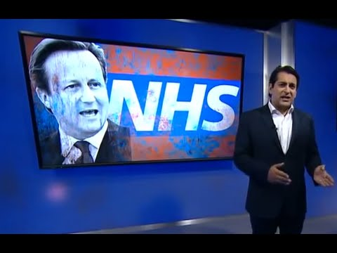 NHS Leaders Get Cosy With The Private Sector (RT)