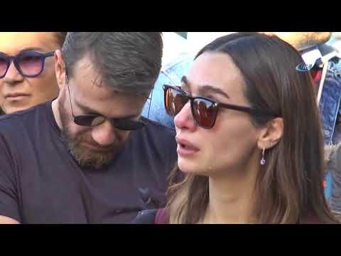 Birce Akalay'ın Acı Günü... Gözyaşlarına Boğuldu