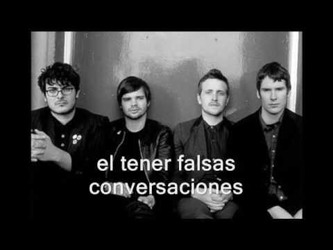 The Futureheads - Meantime (Sub Español)