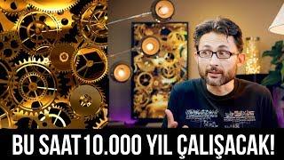 Bu saat 10000 yıl çalışacak!