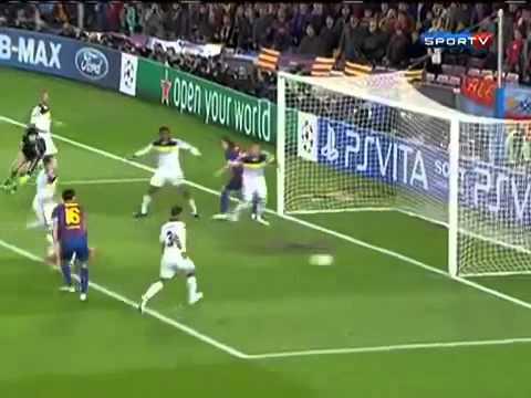 Barcelona 2 x 2 Chelsea - UEFA Champions League 2012
