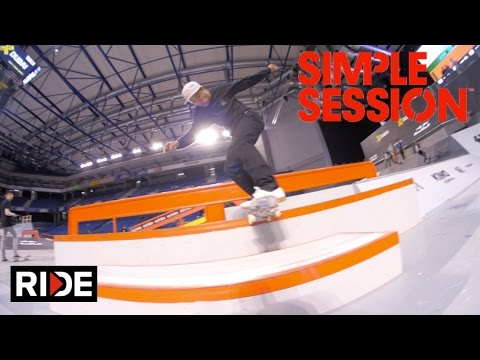 Felipe Gustavo, Chris Haslam & More - Simple Session 2016 Qualifiers