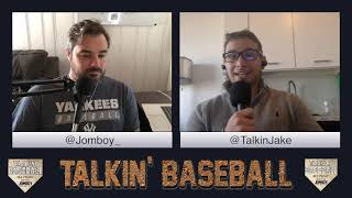 Nats go up 3 0, Yanks face Cole in Game 3 | Talkin' Baseball