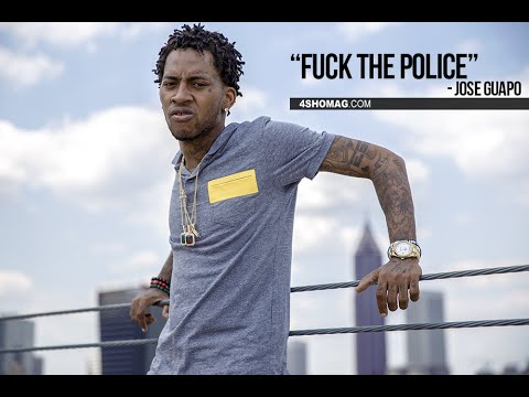 Jose Guapo speaks on police brutality towards black people (Interview)