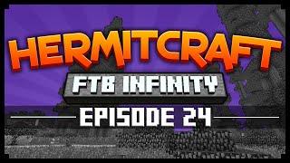 Hermitcraft FTB: ULTIMATE HYBRID SOLAR! Ep. 24 (Hermitcraft FTB Infinity)