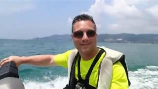 Living The Crypto Lifestyle - JetSkiing at Patong Beach