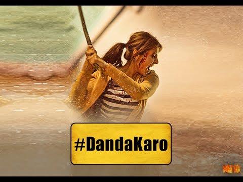 #DandaKaro - Victim Blaming