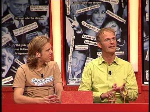 Dit Was Het Nieuws met Cor Bakker en de lege zetel van Geert Wilders