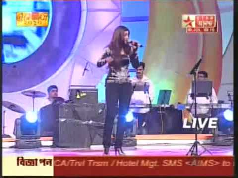 Shreya Ghoshal - Live Sera Bangla -bangla Folk Song.mp4 video