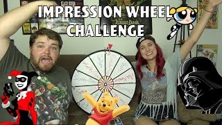Impression Wheel Challenge - Ft. Brizzy Voices