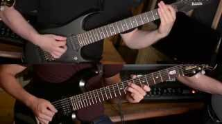 THE BODY POLITIC - Armature [Guitar Playthrough]