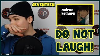 Download Lagu SEVENTEEN TRY NOT TO LAUGH CHALLENGE - ENGLISH TIME W/ SVT [BOO SEUNGKWAN] Gratis STAFABAND