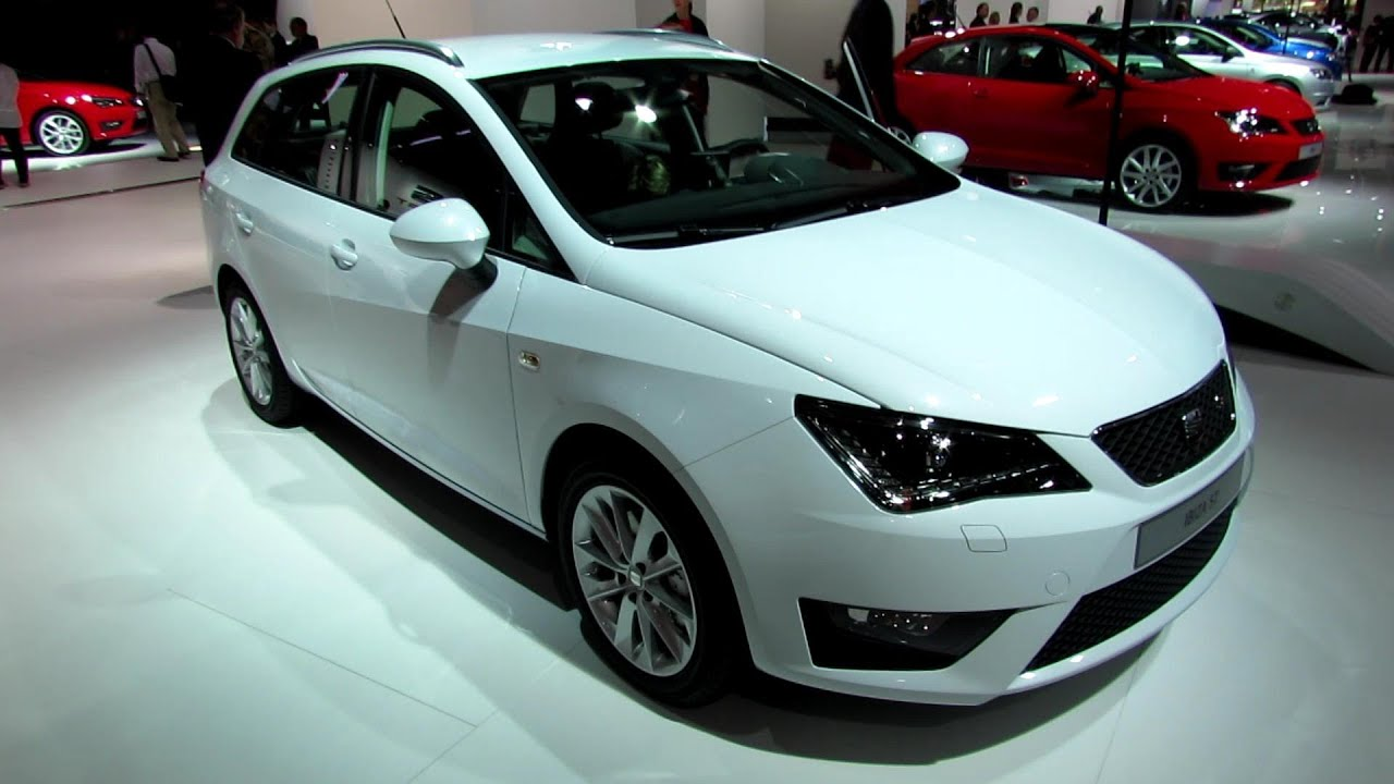 2013 seat ibiza st exterior and interior walkaround. Black Bedroom Furniture Sets. Home Design Ideas