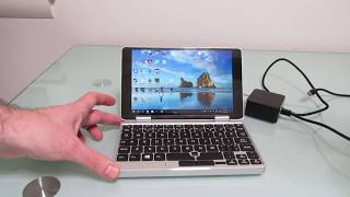 One Mix 2S Yoga review (7 inch convertible laptop with Core m3-8100Y)