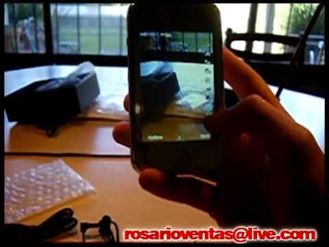 Celular F003 FlyYing - PARTE 4 [cámaras de fotos]