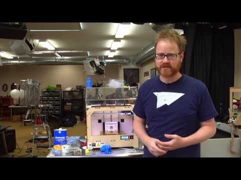 MakerBot Mystery Build: Booster Packs