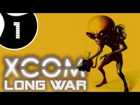 Mr. Odd - Let's Play XCOM Long War - Part 1 - A Whole New War