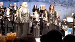 Sisters (from White Christmas Choral Medley) - Seaway Chorale (Women) & Orchestra - December 4, 2009