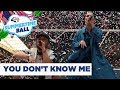 Jax Jones feat. RAYE – 'You Don't Know Me' | Live at Capital's Summertime Ball 2019