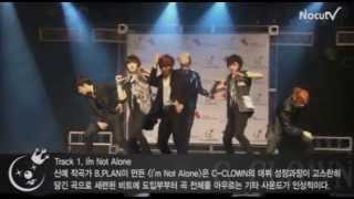 Watch Cclown Im Not Alone video