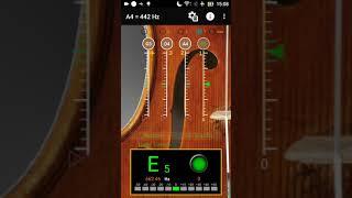 Violin Tuner - Android APP