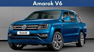VW AMAROK V6 TDI 3.0 TEST AUTO AL DÍA (2/9/17)