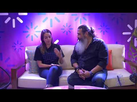 Entrevista Live con Simon Varela en el Chispafest