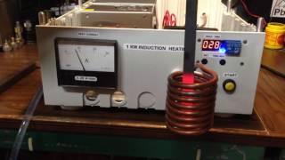 Riscaldatore per induzione da 1 kW