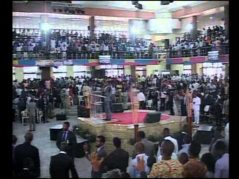 Winners Chapel D/Line Port Harcourt Nigeria