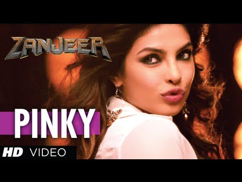 pinky Zanjeer Movie Song (hindi) | Priyanka Chopra, Ram Charan, video