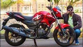 Hero Xtreme 200R Road Test - Good Commuter Bike   Faisal Khan