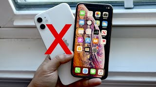 Why The iPhone XS Is Better Than The iPhone 11