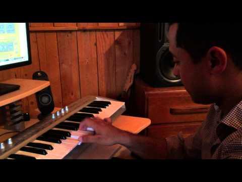 Arabic music improvisation by Von Bürste