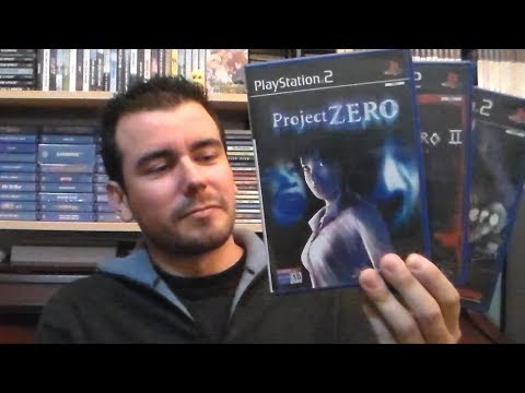 SAGA PROJECT ZERO / FATAL FRAME (PS2 / XBOX / Wii) || Análisis / Review en Español