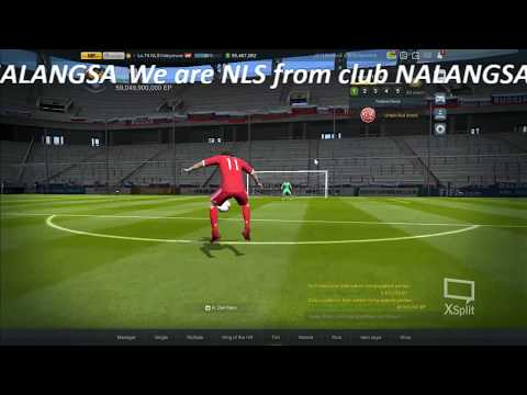 FIFA ONLINE 3 Formation 1V1 Tactik InterveredWinger