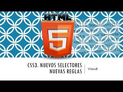 Download  Curso HTML 5. CSS3 I  Nuevas reglas. Vídeo 8 Gratis, download lagu terbaru