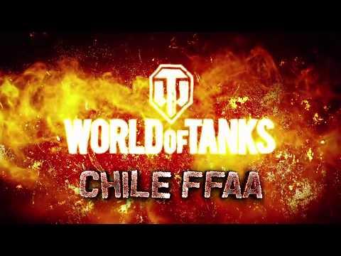 Nueva intro del clan FFAA World of Tanks 2018 Xbox
