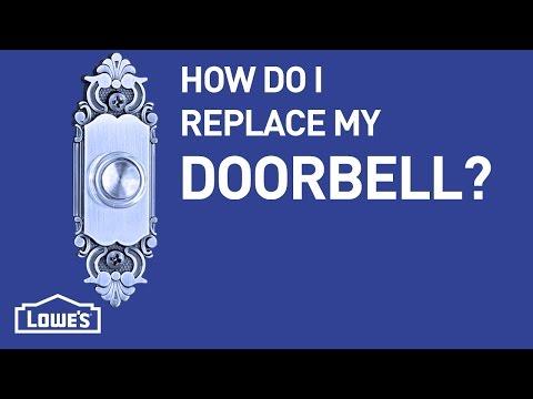 How Do I Replace My Doorbell? | DIY Basics