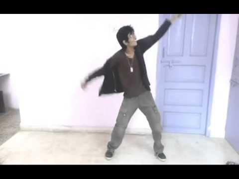 Choreography on kolavari D remix by Anky