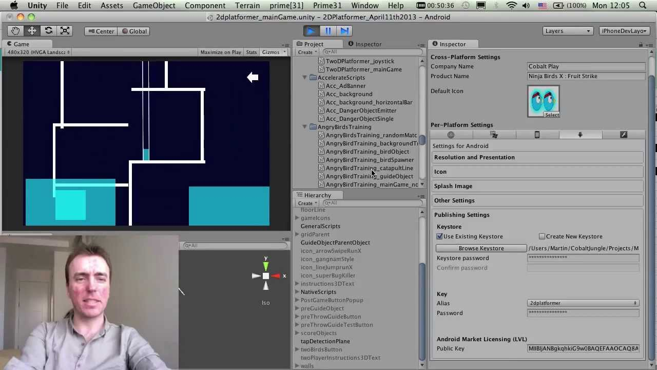 how to add asset to unity